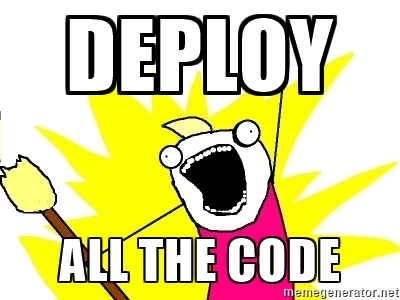 deploy-all-the-code